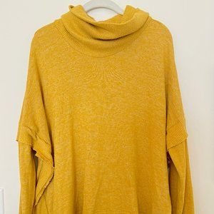 Anthropologie Yellow 9-H15 StCL Sweater